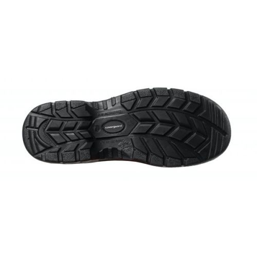 Chaussures de sécurité hautes en cuir fleur vachette AGATE II S3 SRC pointure 40 - COVERGUARD - 9AGH010040 pas cher Secondaire 5 L