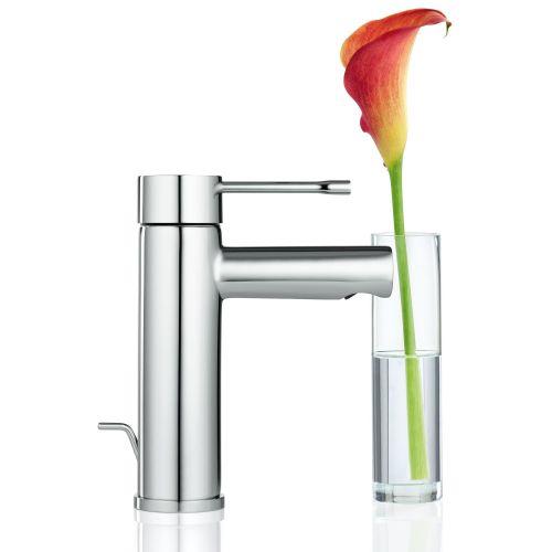 Mitigeur lavabo monocommande ESSENCE chromé taille S - GROHE - 32898001 pas cher Secondaire 2 L