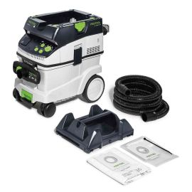 Aspirateur Festool CleanTec CTM 36 E AC-Planex 1200 W photo du produit