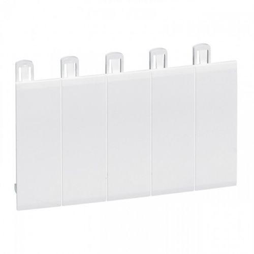 LEGRAND - Obturateur 18 modules - blanc photo du produit