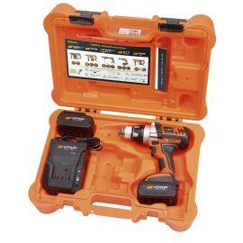 Visseuse-perceuse sans fil Spit HDI 286 18 V + 2 batteries 4.0 Ah + chargeur + coffret pas cher