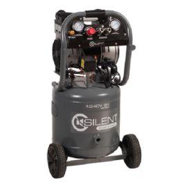 Compresseur Silent 12/40 V SH 1100 W - LACME - 461930 pas cher Principale M