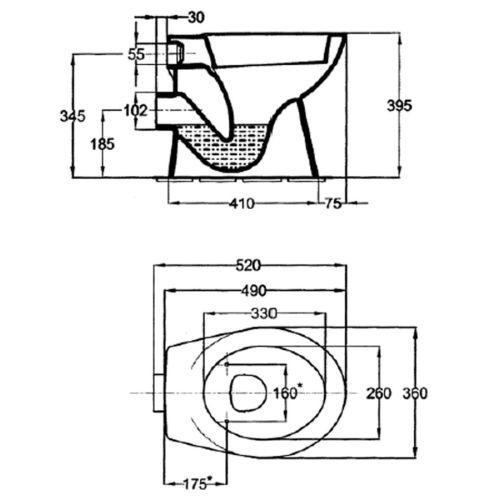 CUV INDEP COLLECT SH A/ASS BLC photo du produit Secondaire 1 L