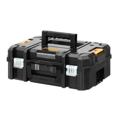 Ponceuse 125 mm XR 18V (machine seule) en coffret T-STAK - DEWALT - DCW210NT pas cher Secondaire 1 L
