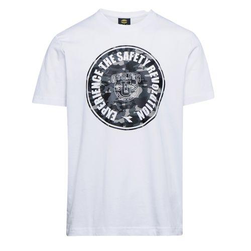 T-shirt à manches courtes Diadora Graphic Organic photo du produit
