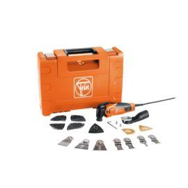 Scie oscillante Fein MULTIMASTER MM 500 PLUS TOP 350 W + coffret + accessoires pas cher