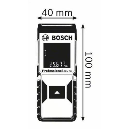 Télémètre laser Bosch GLM 30 Professional photo du produit Secondaire 1 L