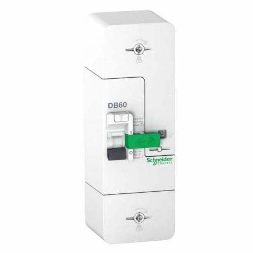 Disjoncteur de branchement DB60 différentiel sélectif 60A fixe photo du produit