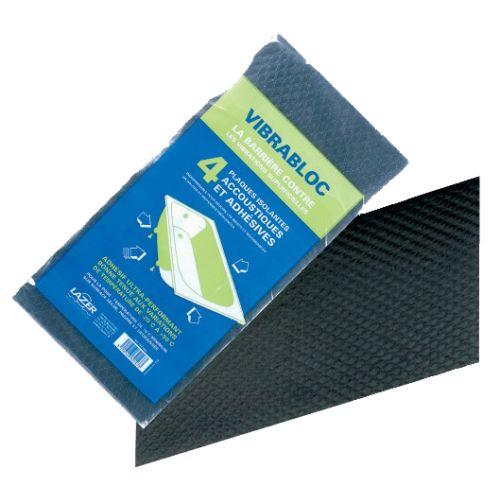 Plaques isolantes baignoires Lazer Vibrabloc photo du produit