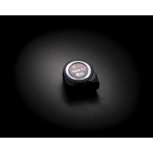 Mètre ruban rubber pro 8 m x 27 mm - HANGER - 100051 pas cher Secondaire 10 L