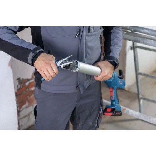 Pistolet à mastic sans-fil GCG 18V-600 en boîte carton - BOSCH - 06019C4001 pas cher Secondaire 4 L