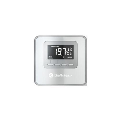Thermostat de régulation d'ambiance CONTROL EVO filaire - CHAFFOTEAUX - 3319117 pas cher Principale L