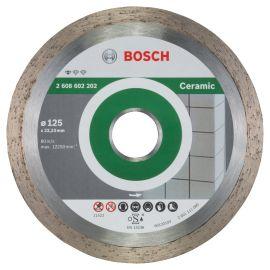 Disque à tronçonner diamanté Bosch Standard for Ceramic pas cher Principale M