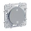 Interrupteur VMC ODACE alu sans position arrêt à vis - SCHNEIDER ELECTRIC - S536233 pas cher