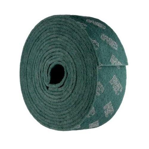 Rouleau abrasif non tissé vert Scotch-Brite™ GP-RL 10mx125mm très fin - 3M ABRASIFS - 12306 pas cher Secondaire 1 L