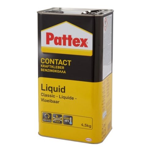 Colle contact liquide 4,5 kg - PATTEX - 1419280 pas cher Principale L