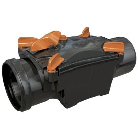 Clapet anti-retour PVC photo du produit