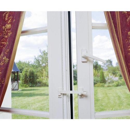Entrebaîlleur STICKAIR pour fenêtre PVC couleur blanc - SOCONA - G1 pas cher Secondaire 2 L