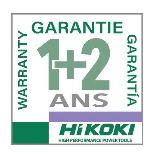 Perceuse visseuse sans-fil 18V 3x5Ah en coffret standard - HIKOKI - DS18DBSLWDZ pas cher Secondaire 2 L
