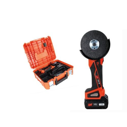 Meuleuse sans-fil Spit AG18 18 V nue + coffret Keybox photo du produit