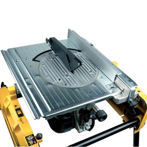 Scie à table et à onglet DW743N 1550 W - DEWALT - DW743N pas cher Secondaire 1 L