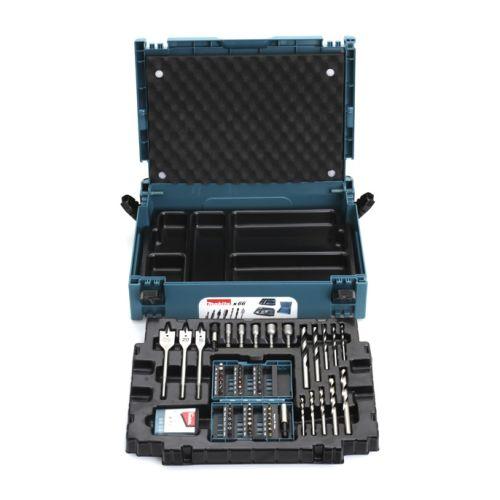 Coffret de 66 accessoires MAKPAC - MAKITA - B43044 pas cher Principale L
