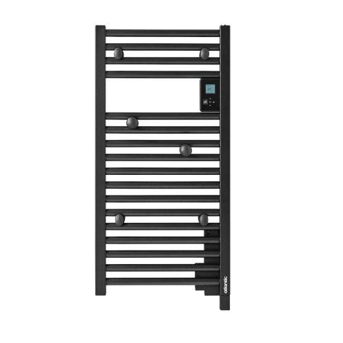 Radiateur sèche-serviettes Doris électrique digital ventilo 1750W Noir - ATLANTIC -850249 pas cher Secondaire 1 L