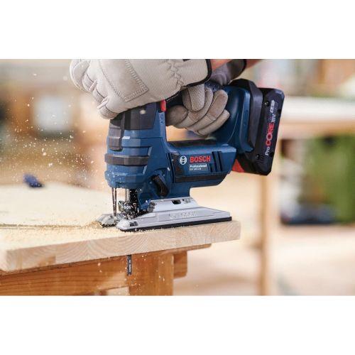 5 lames pour scie sauteuse ''Speed for Wood'' (T144D) - BOSCH - 2608630040 pas cher Secondaire 1 L