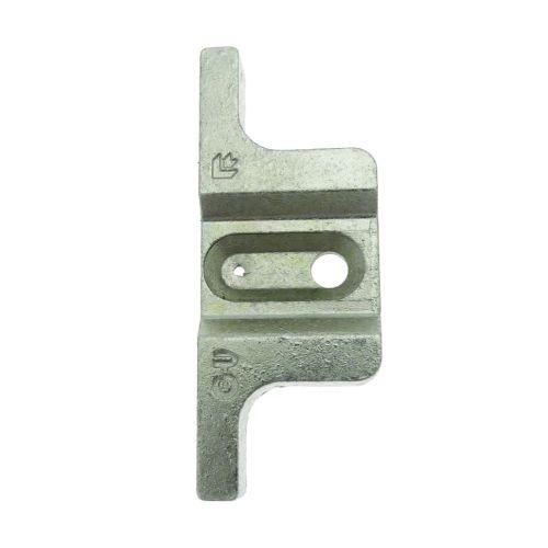 Gâche de relevage axe à 13mm - FERCO - E-21902-35-0-1 pas cher Principale L