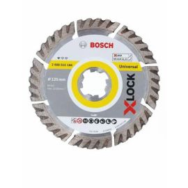 Disques à tronçonner diamantés Bosch X-LOCK Standard for Universal pas cher
