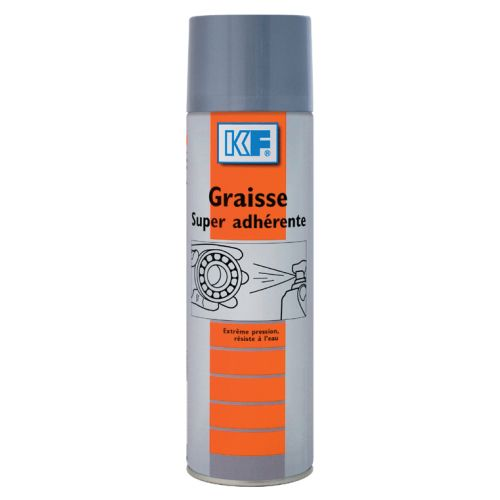 GRAISSE SUPER ADHERENTE AEROSOL 650ML photo du produit Principale L