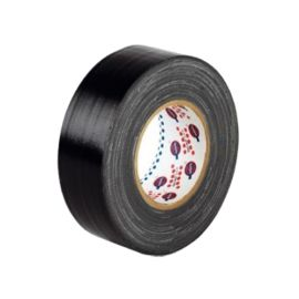 Ruban adhésif toile gaffeur noir Eurocel SF 8001 photo du produit
