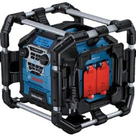 Radio de chantier double alimentation Bosch GPB 18V-5 SC 18 V pas cher