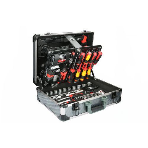 Mallette de 121 outils professionnels - HANGER - 251009 pas cher