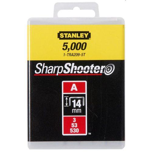 1000 agrafes 10,0 mm type A - STANLEY - 1-TRA206T pas cher Secondaire 5 L