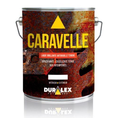 Laque brillante antirouille de finition Caravelle - DURALEX - 108100502 pas cher Principale L