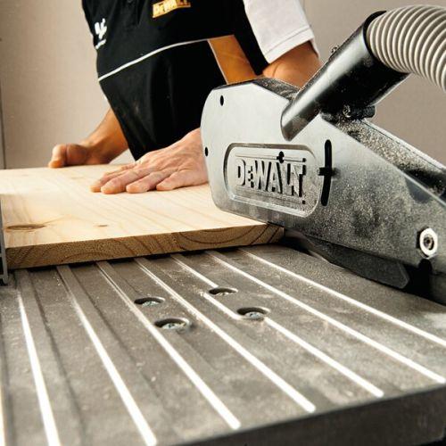 Scie à onglets sur table supérieure 1600W 305 mm en boite carton - DEWALT - D27113 pas cher Secondaire 8 L