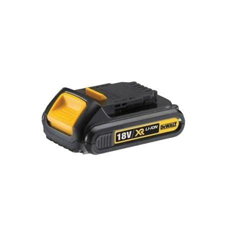 Batterie 1,3 Ah Dewalt DCB185 18 V photo du produit