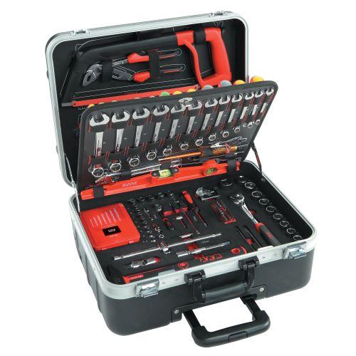 Valise séduction 145 outils - SAM OUTILLAGE - CP146Z pas cher