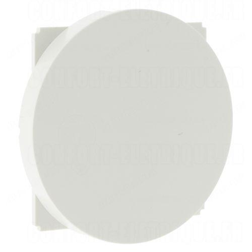 Enjoliveur N1 obturateur sortie fil blanc LEGRAND 068143 photo du produit Principale L