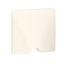 Sortie de câble IP21 dooxie livrée complète avec plaque finition blanc photo du produit Principale M