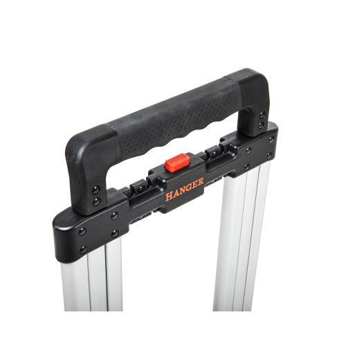 Diable aluminium repliable 125 kgs Hanger - 100301 photo du produit Secondaire 12 L