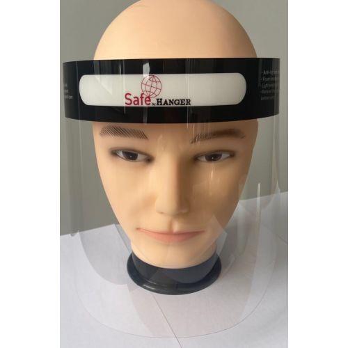 Visière de protection avec bandeau élastiqué photo du produit Secondaire 1 L