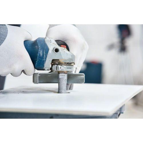 Scie trépan diamantée à sec diamètre 25 mm Dry Speed - BOSCH - 2608587117 pas cher Secondaire 2 L