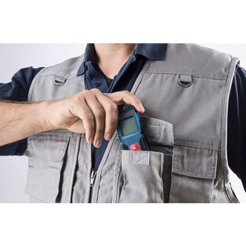 Télémètre GLM 30 Professional en boite carton - BOSCH - 0601072500 pas cher Secondaire 4 L