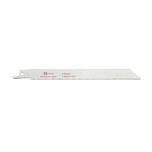 2 lames pour scie sabre (SM15014) - HANGER - 150301 pas cher
