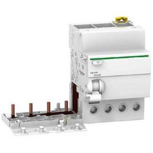 Bloc différentiel Acti9 vigi iC60 4P 40A 30mA type AC 400-415V - SCHNEIDER ELECTRIC - A9Q11440 pas cher Principale L
