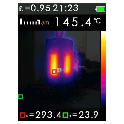 Caméra à imagerie thermique Geo Fennel FTI 300 photo du produit Secondaire 3 L