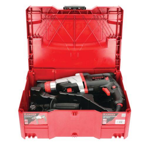 Perforateur burineur SDS+ Hanger PG26K 850 W + coffret Hangbox photo du produit Secondaire 3 L