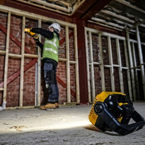Projecteur de chantier compact XR 18V/12 V (machine seule) - DEWALT - DCL077 pas cher Secondaire 3 L